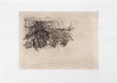 """Georg Baselitz, 'Eine Woche (""""One week"""")', 1970/72"""