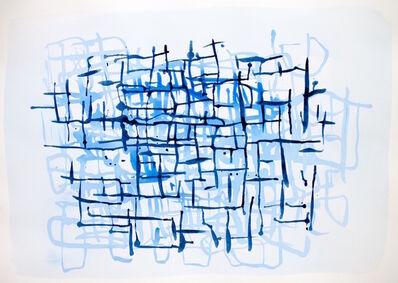 Bastienne Schmidt, 'Subway Topos #2'
