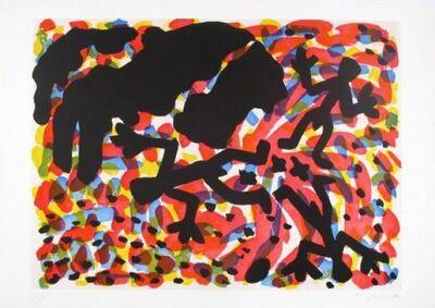 A.R. Penck, 'Berlin Blatt VII', Unknown