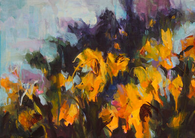 Connie Connally, 'Wild State of Yellow', 2019