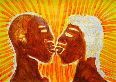 Sola Olulode, 'The Intensity of Feeling 3', 2021
