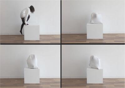 Verónica Vicente, 'Una estrategia de la apariencia, videoperformance II', 2012