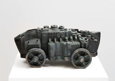 Eduardo Paolozzi, 'Engine - Racing Car', 1998
