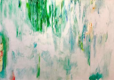 Tanja Bergman, 'Green Waters', 2010