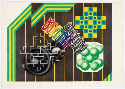 Peter Phillips, 'Turbularatio No 2', 1968
