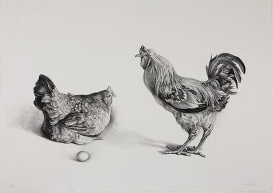 Claudio Bravo, 'Gallinas (Hens)', 2007