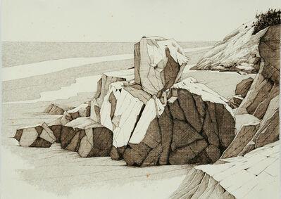 Scott Kelley (b. 1963), 'Pulpit Rock, Monhegan'