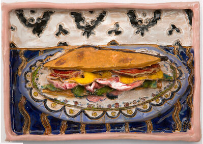 Lindsey Mendick, 'Packed Lunch', 2020
