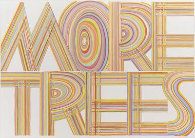 Lora Fosberg, 'more trees', 2015