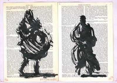 William Kentridge, 'Drawings for Sibyl (Olives, Palmer)', 2019