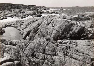 Albert Renger-Patzsch, 'Vom Eis geschliffene Landschaft in Südschweden', 1966