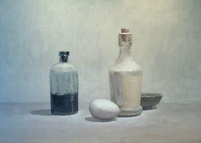 Brian Blackham, 'Stone Egg', 2018