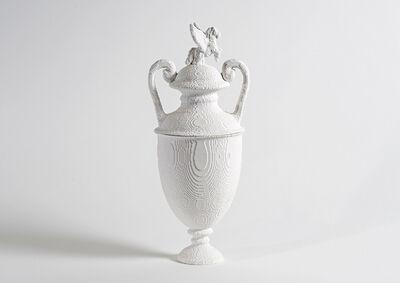 Matt Davis, ''Wedesus' lidded urn', 2017