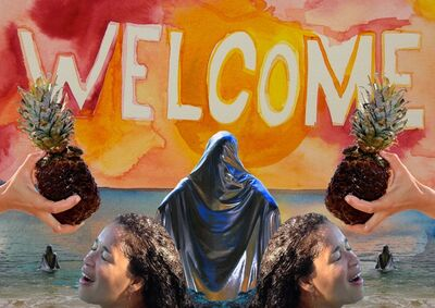 ALBERTA WHITTLE, 'Meditations on Welcome'
