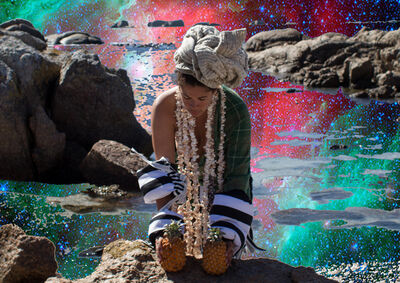 ALBERTA WHITTLE, 'Celestial Meditations II'