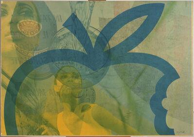 Mimmo Rotella, 'Apparizione', 1966