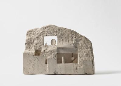 Gonzalo Fonseca, 'White Facade', 1987