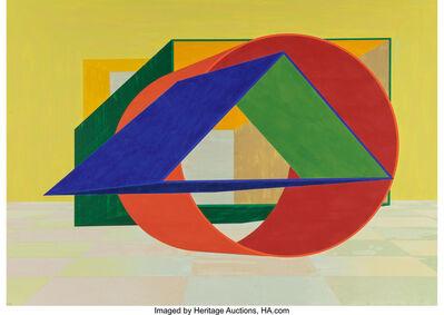 Al Held, 'Prime Moments V', 1999