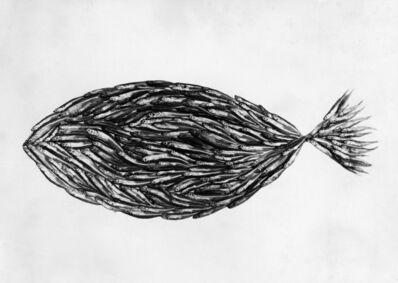 Irving Penn, 'Fish Made of Fish, New York', 1939