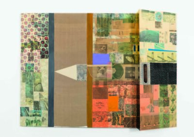 Robert Rauschenberg, 'Melic Meeting (Spread)', 1979