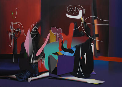 Fabrizio Arrieta, 'Jimmy Blues y la señorita de al lado', 2018