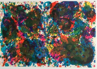 Sam Francis, 'Untitled, from the Fresh Air Portfolio (Carnegie Museum Director Edition)', 1972