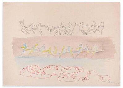 Mino Maccari, 'Parade', 1970s