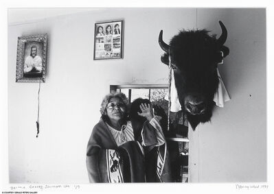 Nancy Wood, 'Bertha Groves, Southern Ute, 1/7', 1979