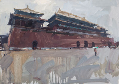 James Hart Dyke, 'Wumen Gate, north side, Forbidden City Beijing', 2012