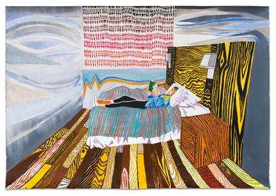 Raffi Kalenderian, 'Sophia Reading', 2020