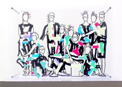 Peter Nowotny, 'Peergroup', 2014