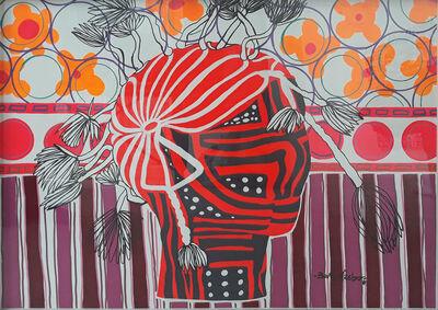 Boris Nzebo, 'Princesse', 2019