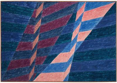 Alfredo Volpi, 'Untitled (composição com mastros)', Late 1960's