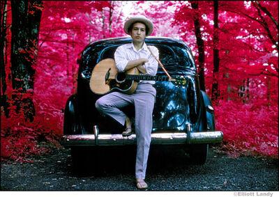 Elliott Landy, 'Bob Dylan, Woodstock NY, 1968', 1968