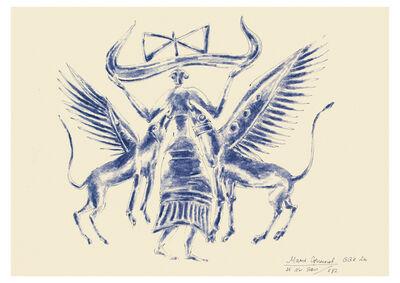 """Alexander Djikia, '""""Minoan series"""" 2', 2001-2002"""