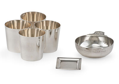 Tiffany & Company, 'Tiffany & Co. Sterling Silver Objects', 1966 or later