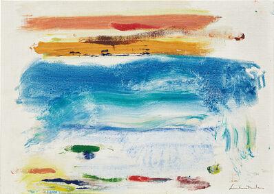 Helen Frankenthaler, 'Matt Series', 1977