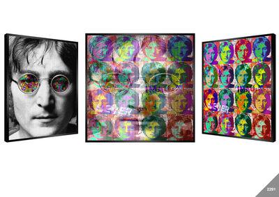 Patrick Rubinstein, 'My Vision - John Lennon'