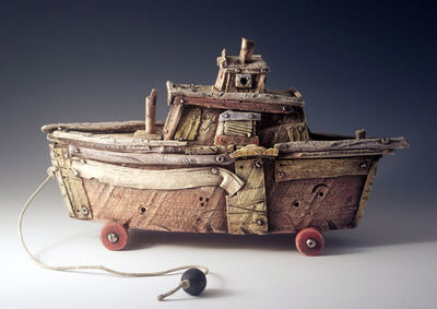 Keith Schneider, 'TOY BOAT', 2016