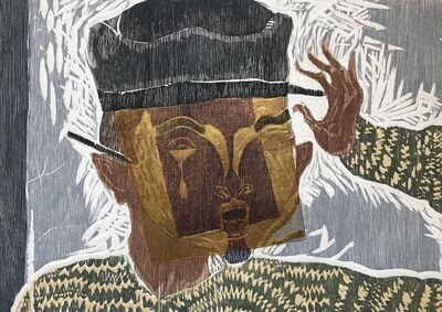 Francisco Toledo, 'Portrait', 1983-1987