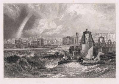 J. M. W. Turner, 'Brighthelmstone', 1925