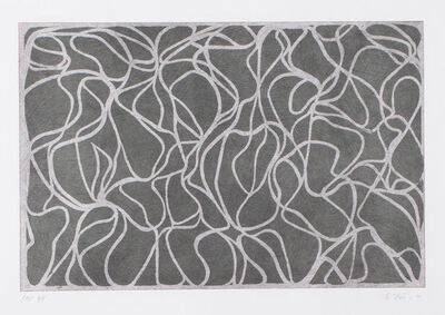 Brice Marden, 'L.A. Muses', 1999