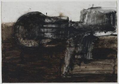Walter Pichler, 'Tod des Kurt K.', 1992
