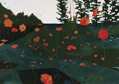 Greta Van Campen, 'Nellie's Flowers'