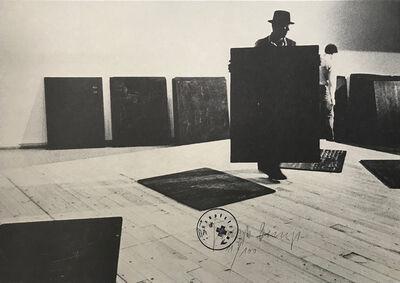 Joseph Beuys, 'Aufbau', 1977