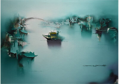 Gao Xiao Yun 高小云, 'Fog of The Morning 晨霭 ', 2107