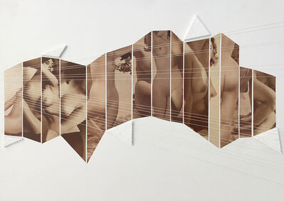 Claudia Huidobro, 'Collage 22', 2016