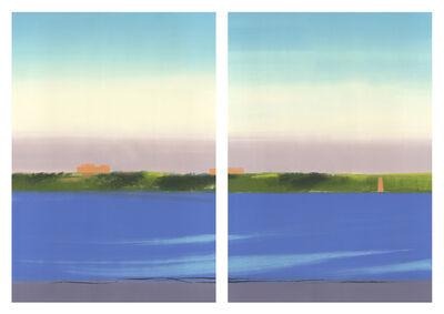 Rachel Burgess, 'The Beach', 2017