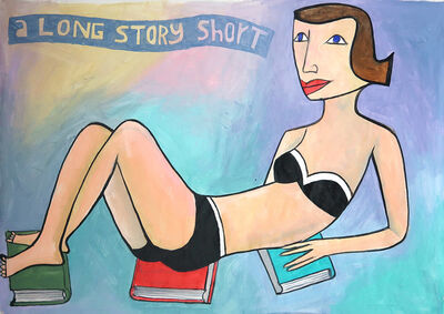 Jim Avignon, 'A long stroy short', 2021