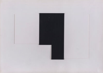 Gianfranco Pardi, 'Nomi e cose', 1979